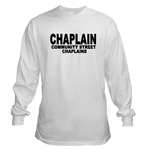 Long Sleeve T-Shirt/Community Street Chaplains