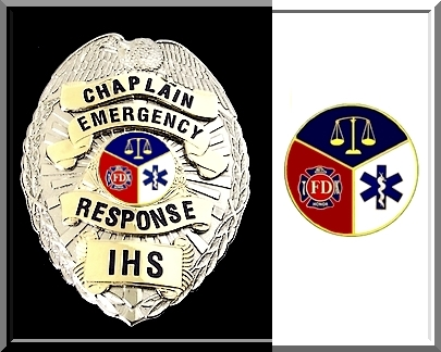 Response For Badge Emergency Chaplain